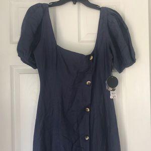 Amuse Society linen dress